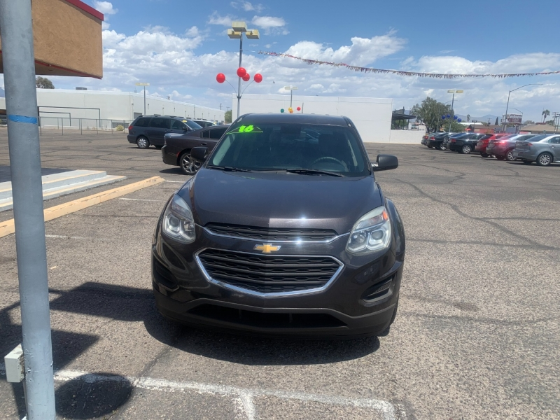 Chevrolet EQUINOX 2016 price $1,800 Down
