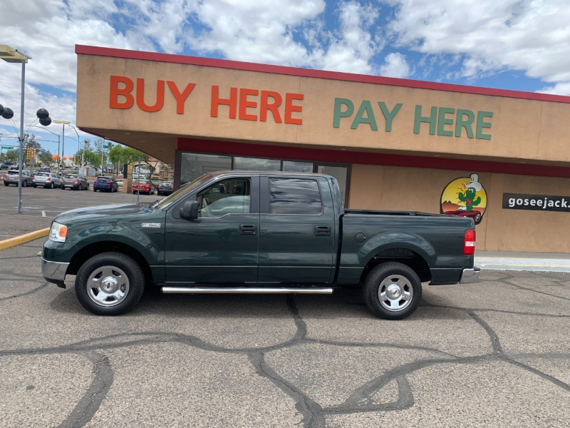 Ford F-150 2005 price $2,200 Down