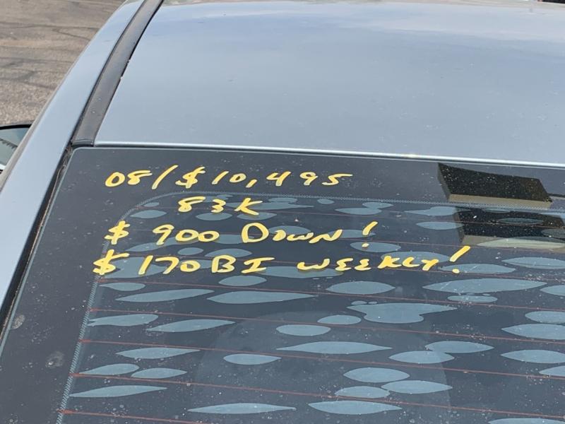 Nissan Sentra 2008 price $900 Down