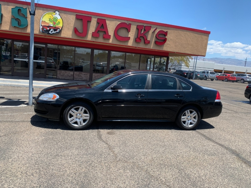 Chevrolet Impala Limited 2014 price $1,100 Down
