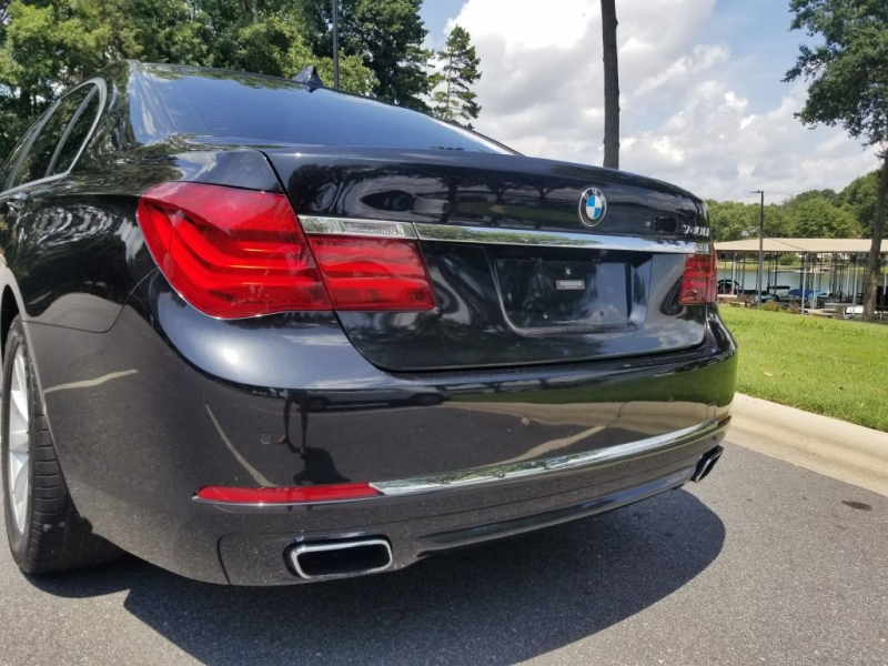 BMW 740 2013 price Call for Pricing.