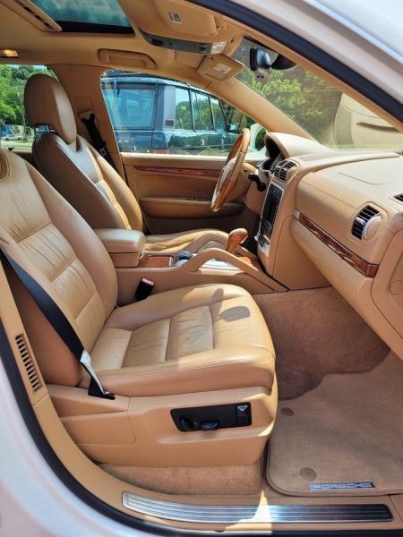 PORSCHE CAYENNE 2008 price $11,500