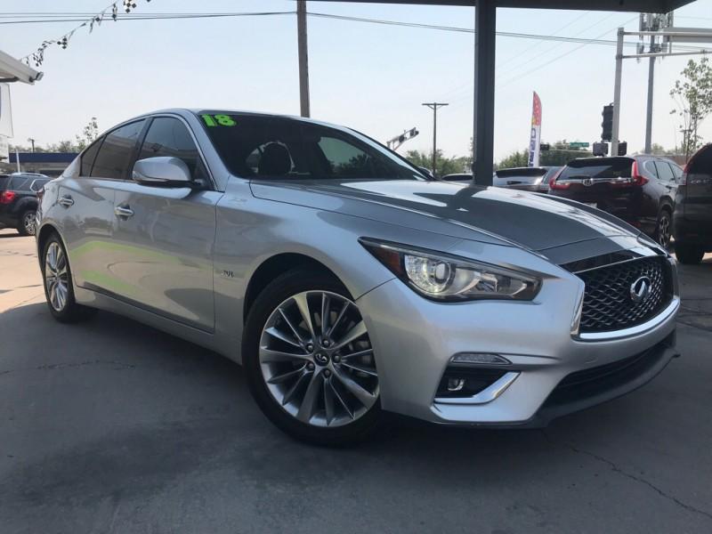 INFINITI Q50 2018 price $22,950