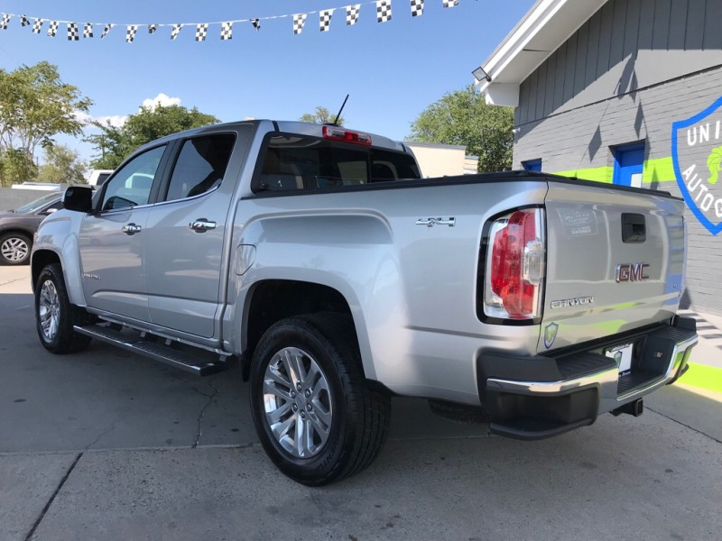 GMC CANYON 2016 price $27,950