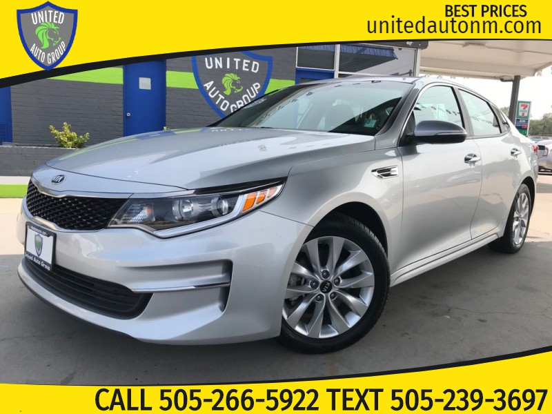 KIA OPTIMA 2017 price $14,950