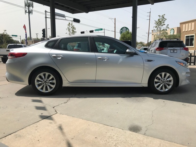 KIA OPTIMA 2017 price $14,450