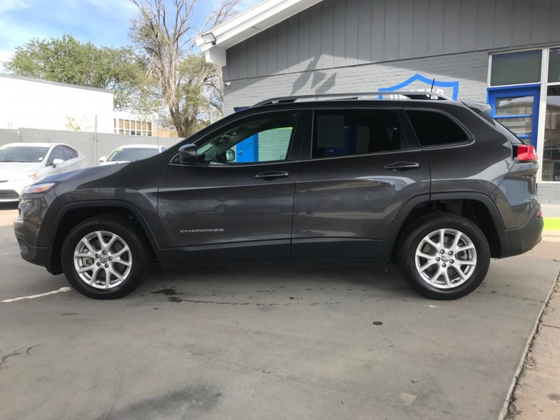 JEEP CHEROKEE 2016 price $15,950