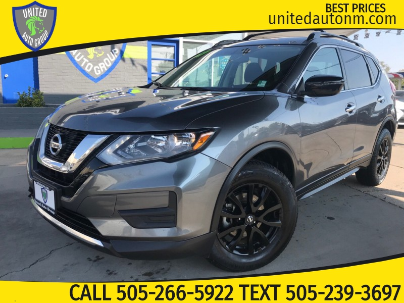 NISSAN ROGUE 2017 price $14,950