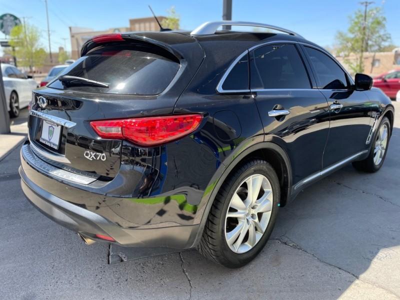 INFINITI QX70 2014 price $16,950