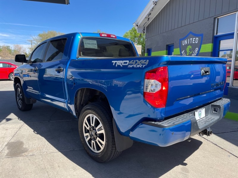 TOYOTA TUNDRA 2018 price $38,500