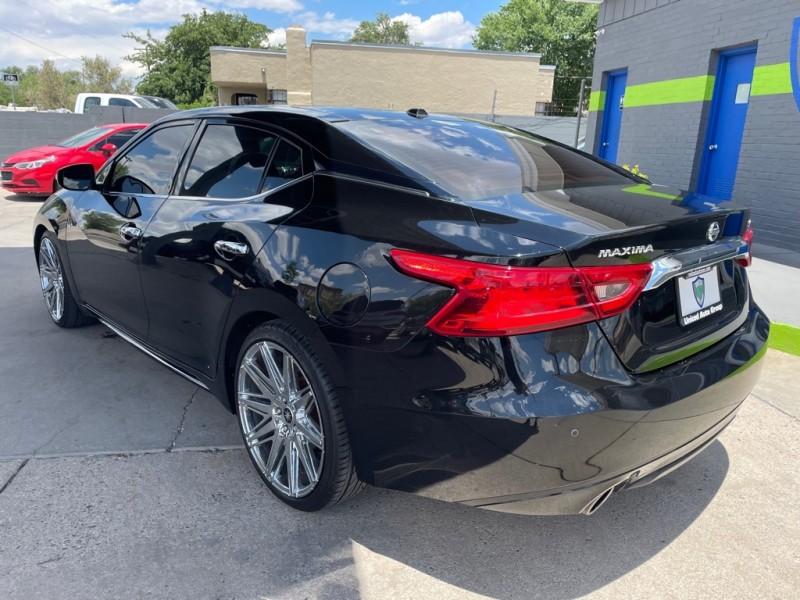 NISSAN MAXIMA 2018 price $20,950