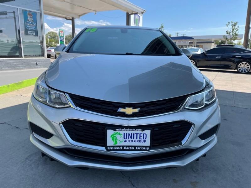 CHEVROLET CRUZE 2018 price $12,500