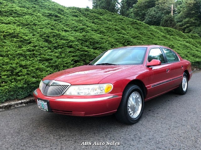 Lincoln Continental 1998 price $3,295