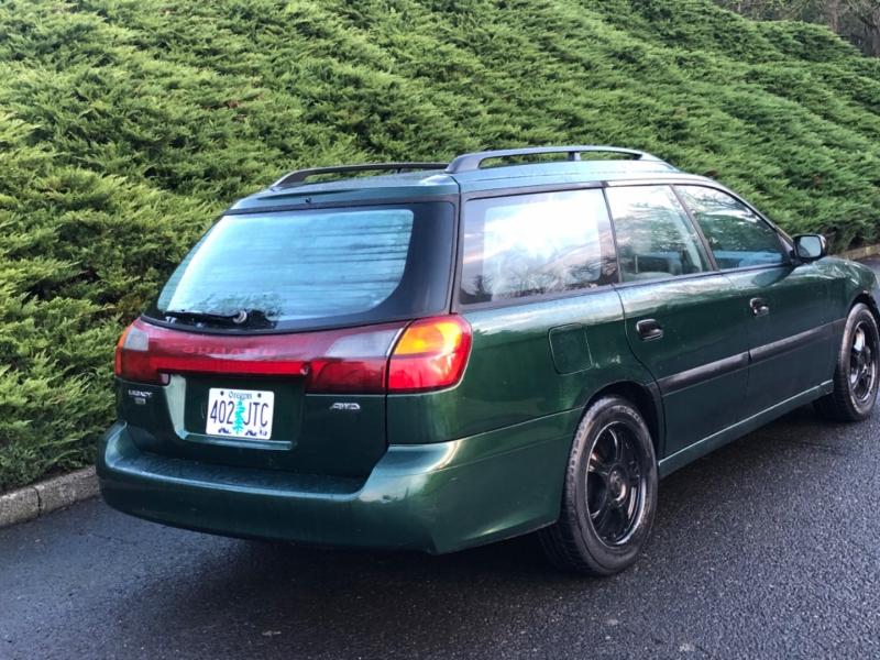 Subaru Legacy Wagon 2002 price $2,495