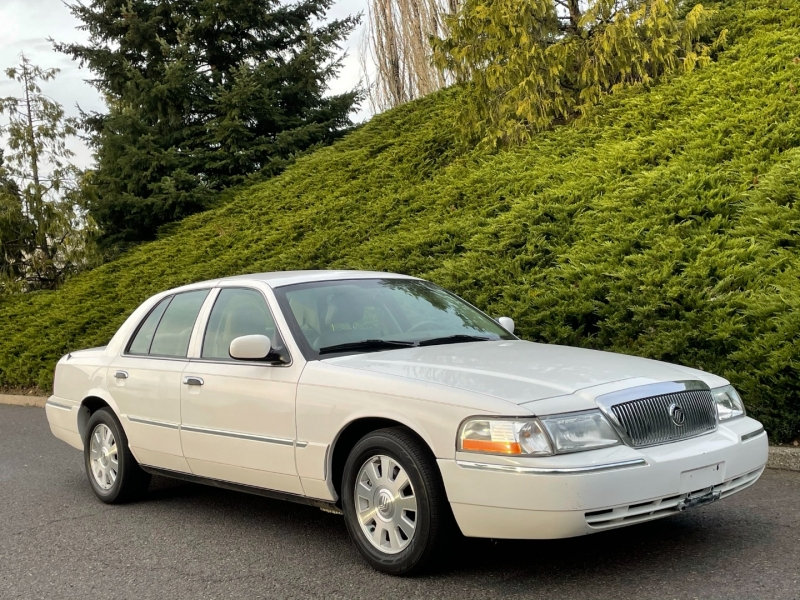 Mercury Grand Marquis 2005 price $6,995