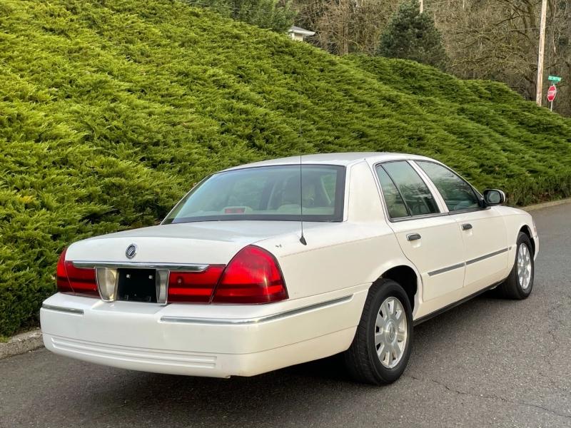 Mercury Grand Marquis 2005 price $6,995
