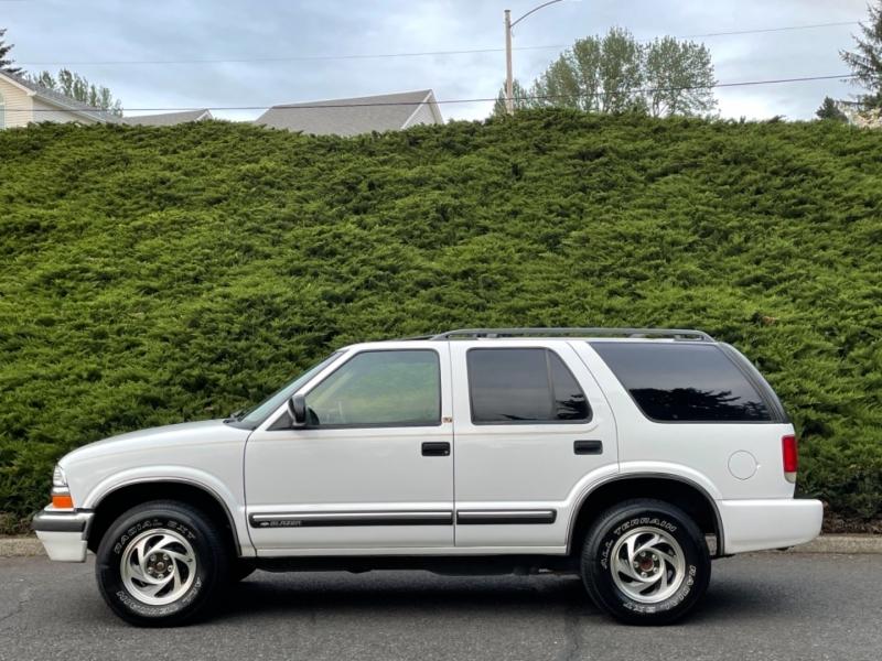 Chevrolet Blazer 2001 price $5,995