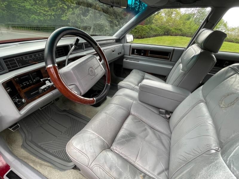 Cadillac Deville 1990 price $2,995