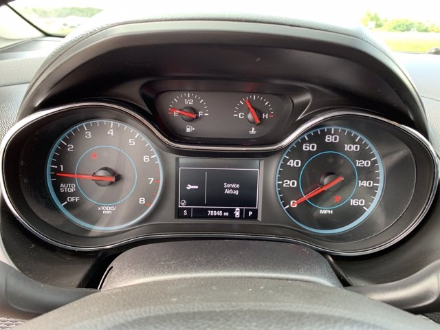 Chevrolet Cruze 2017 price $16,990