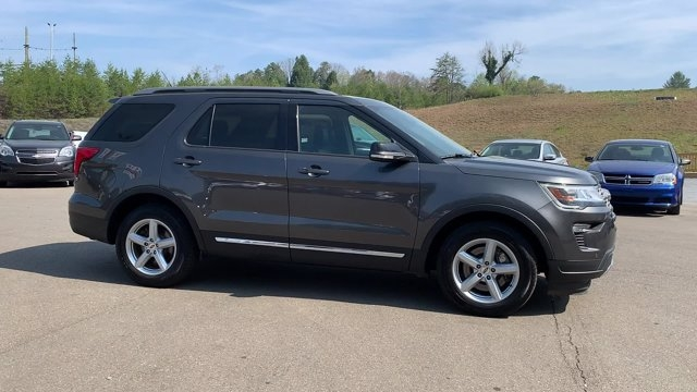 Ford Explorer 2018 price $25,998
