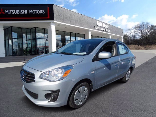 Mitsubishi Mirage G4 2018 price $8,990
