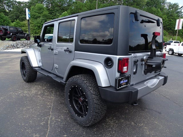 Jeep Wrangler JK Unlimited 2018 price $34,467