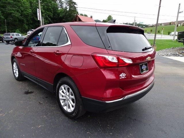 Chevrolet Equinox 2018 price $17,987