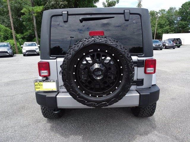 Jeep Wrangler JK Unlimited 2018 price $33,990