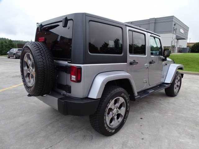 Jeep Wrangler JK Unlimited 2018 price $31,795