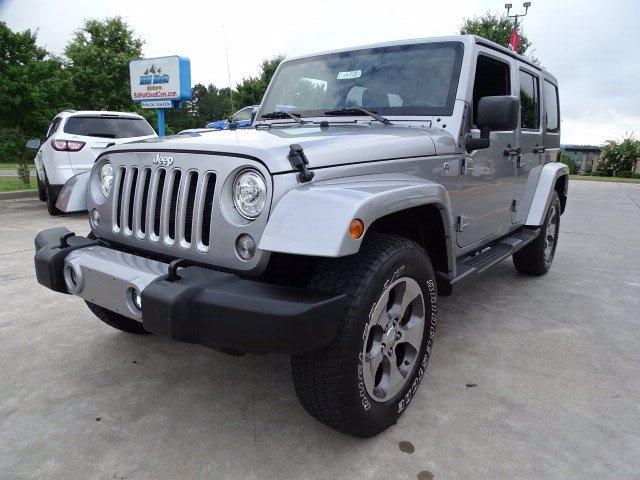 Jeep Wrangler JK Unlimited 2018 price $31,595