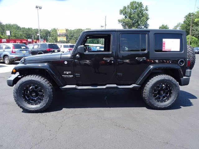 Jeep Wrangler JK Unlimited 2018 price $34,390