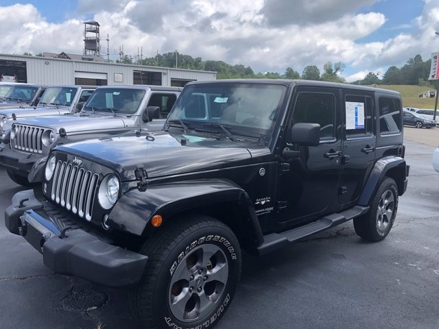Jeep Wrangler JK Unlimited 2018 price $32,795