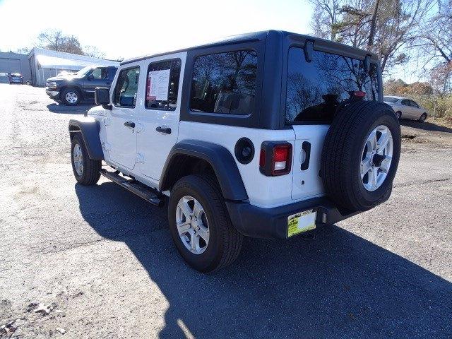 Jeep Wrangler Unlimited 2019 price $34,550