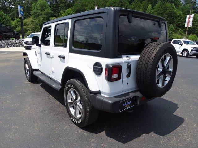 Jeep Wrangler Unlimited 2019 price $37,888
