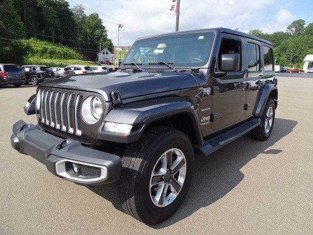 Jeep Wrangler Unlimited 2019 price $42,998