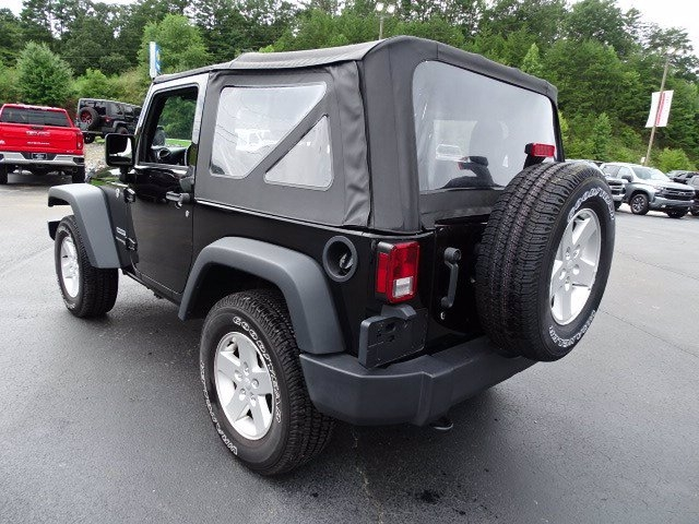 Jeep Wrangler JK 2018 price $29,995