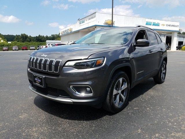 Jeep Cherokee 2019 price $23,998