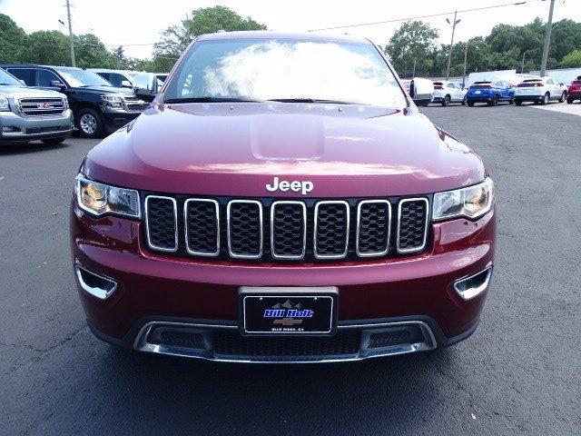 Jeep Grand Cherokee 2019 price $34,860
