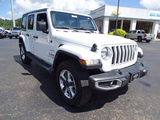 Jeep Wrangler Unlimited 2019 price $38,998