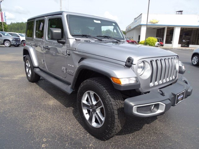 Jeep Wrangler Unlimited 2019 price $39,998