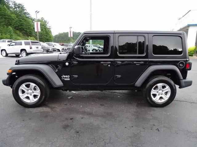 Jeep Wrangler Unlimited 2019 price $33,998