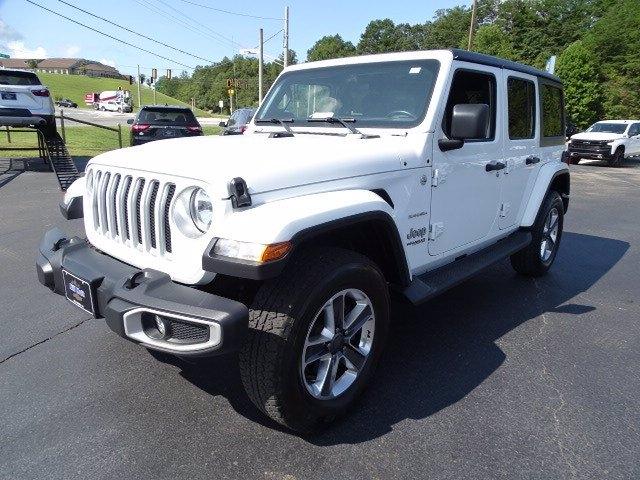 Jeep Wrangler Unlimited 2019 price $38,995