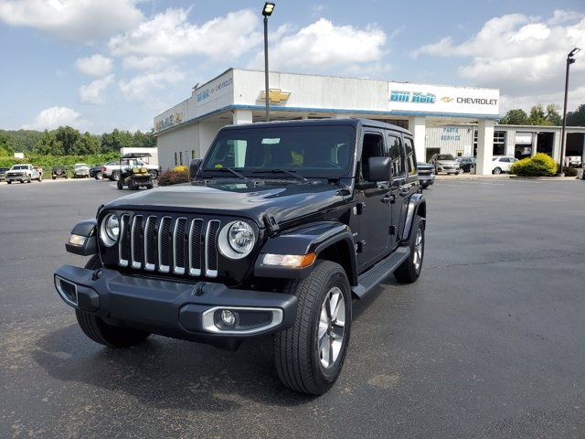 Jeep Wrangler Unlimited 2019 price $39,995