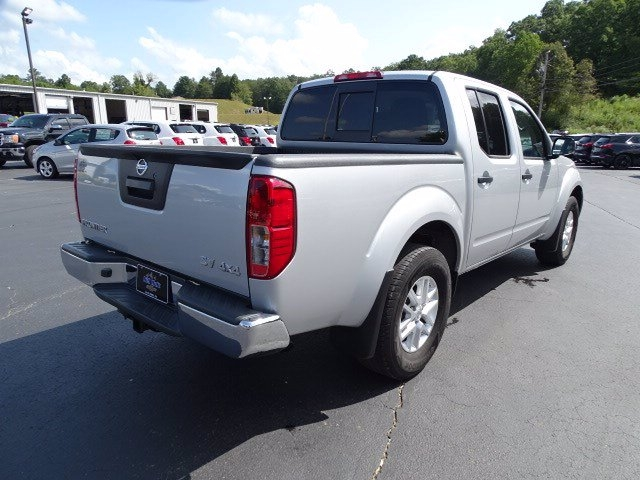 Nissan Frontier 2019 price $26,888
