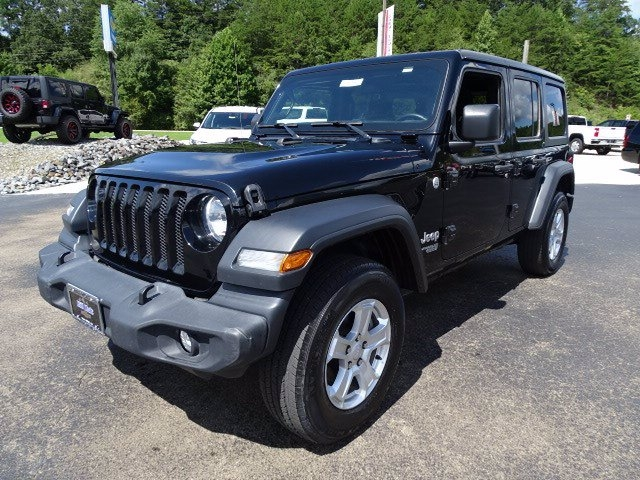 Jeep Wrangler Unlimited 2019 price $34,998