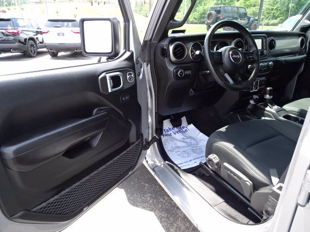 Jeep Wrangler Unlimited 2019 price $35,998