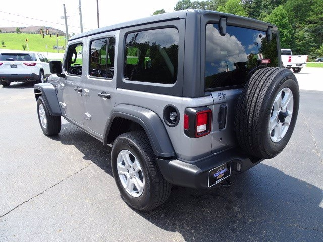 Jeep Wrangler Unlimited 2019 price $35,598