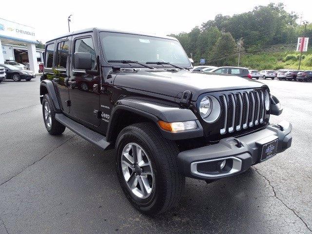 Jeep Wrangler Unlimited 2019 price $40,998