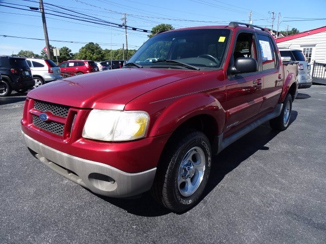 Ford Explorer Sport Trac 2002 price $7,990