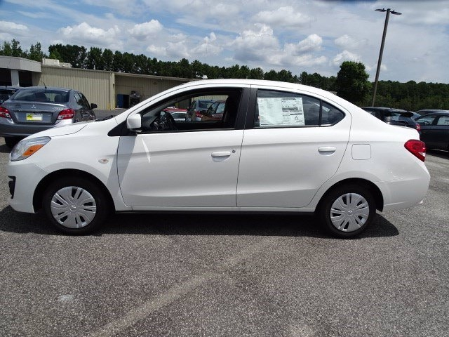 Mitsubishi Mirage G4 2019 price $14,250
